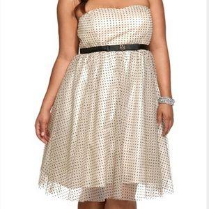 Torrid Polka Dot Dress
